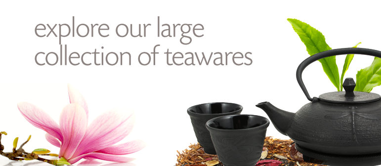 Explore our large collection of teawares